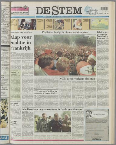 de Stem 1997-05-26