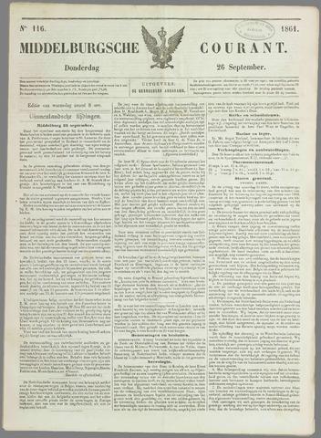 Middelburgsche Courant 1861-09-26