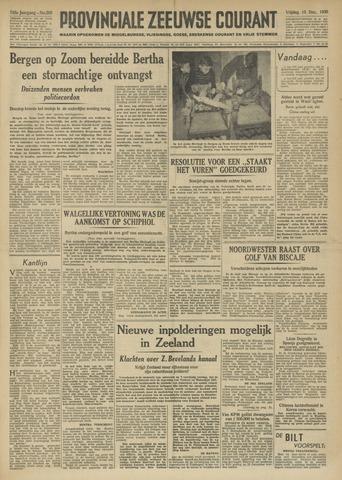 Provinciale Zeeuwse Courant 1950-12-15