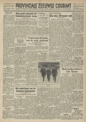 Provinciale Zeeuwse Courant 1948-07-23