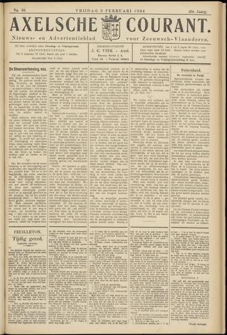 Axelsche Courant 1934-02-09