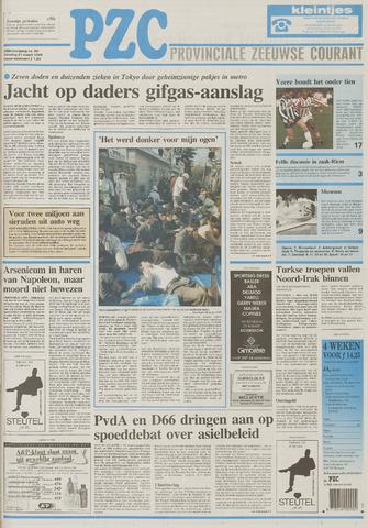 Provinciale Zeeuwse Courant 1995-03-21