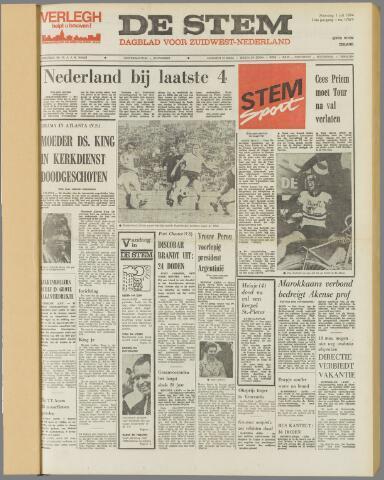 de Stem 1974-07-01