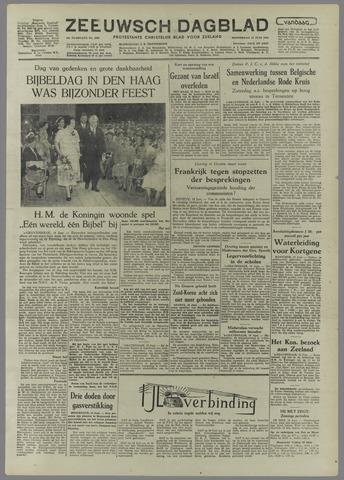 Zeeuwsch Dagblad 1954-06-17
