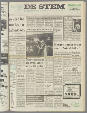 de Stem 1976-06-02