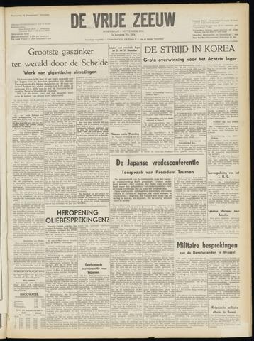 de Vrije Zeeuw 1951-09-05
