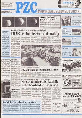 Provinciale Zeeuwse Courant 1990-02-10