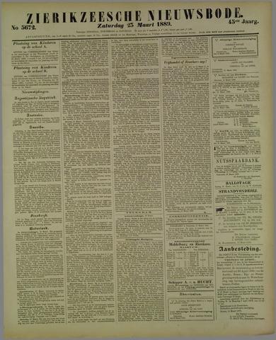 Zierikzeesche Nieuwsbode 1889-03-23