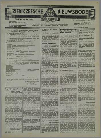Zierikzeesche Nieuwsbode 1942-05-12