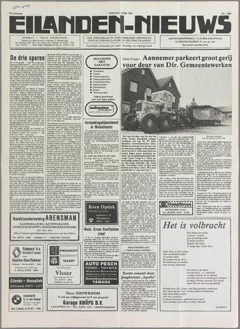 Eilanden-nieuws. Christelijk streekblad op gereformeerde grondslag 1985-04-05