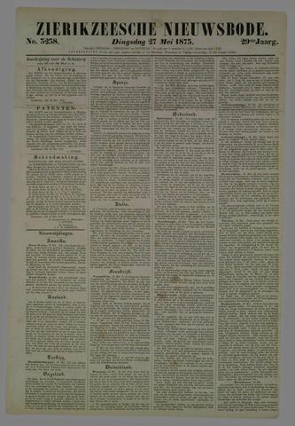 Zierikzeesche Nieuwsbode 1873-05-27