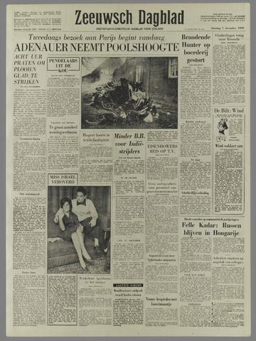 Zeeuwsch Dagblad 1959-12-01