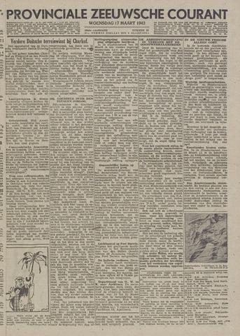 Provinciale Zeeuwse Courant 1943-03-17
