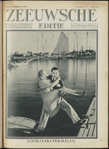 Ons Zeeland / Zeeuwsche editie 1931-05-01