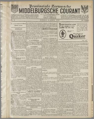 Middelburgsche Courant 1930-04-15