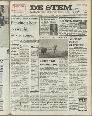 de Stem 1974-02-22