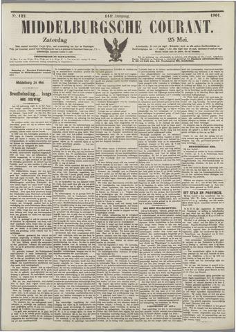 Middelburgsche Courant 1901-05-25