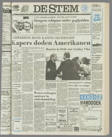 de Stem 1985-10-09