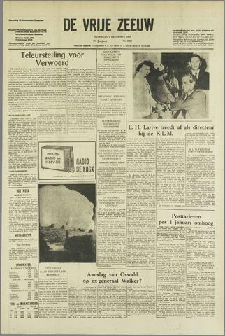 de Vrije Zeeuw 1963-12-07