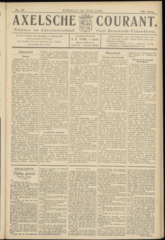 Axelsche Courant 1934-06-12