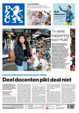 Provinciale Zeeuwse Courant 2019-11-04
