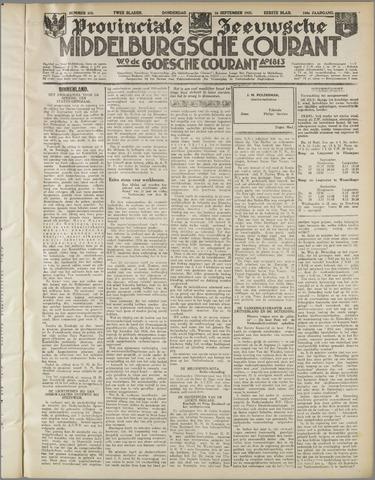 Middelburgsche Courant 1937-09-16