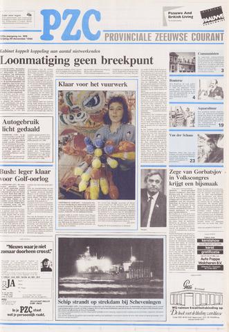 Provinciale Zeeuwse Courant 1990-12-28