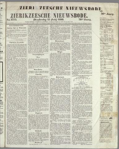 Zierikzeesche Nieuwsbode 1880-07-15