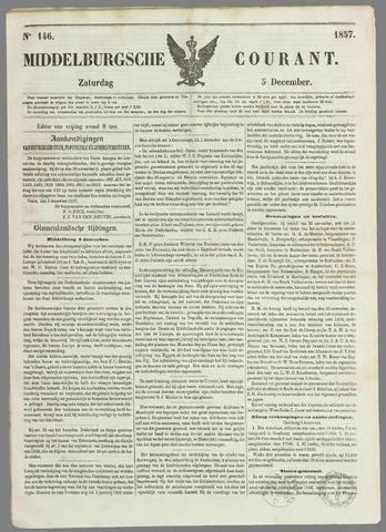 Middelburgsche Courant 1857-12-05