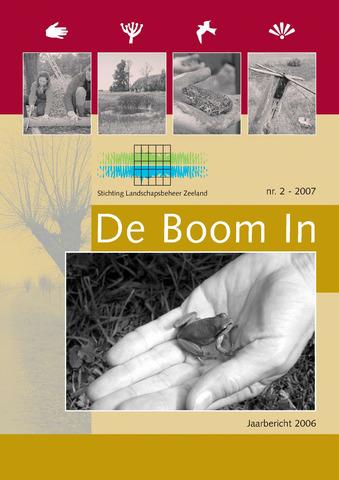 Landschapsbeheer Zeeland - de Boom in 2007-06-01