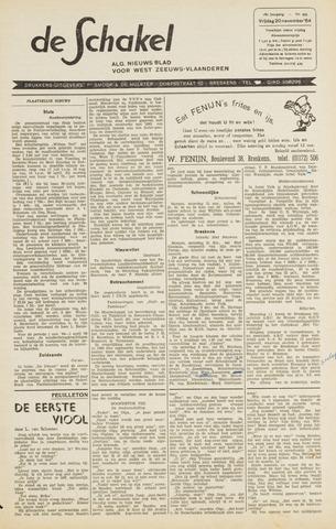 De Schakel 1964-11-20
