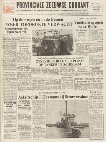 Provinciale Zeeuwse Courant 1968-07-13