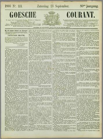 Goessche Courant 1893-09-23