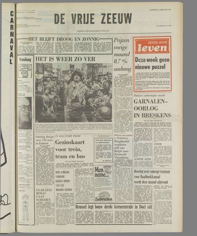 de Vrije Zeeuw 1975-02-08
