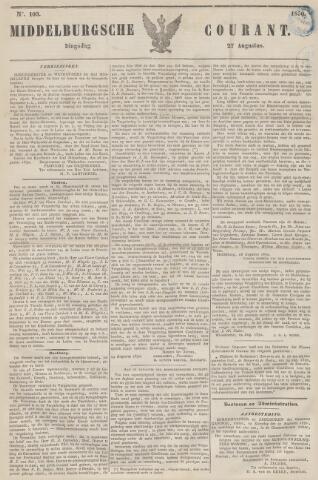 Middelburgsche Courant 1850-08-27