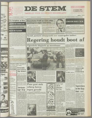 de Stem 1977-10-21