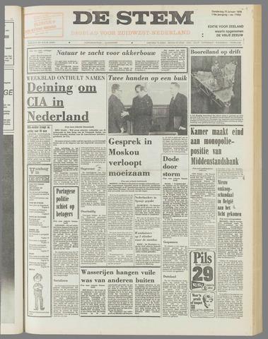 de Stem 1976-01-22