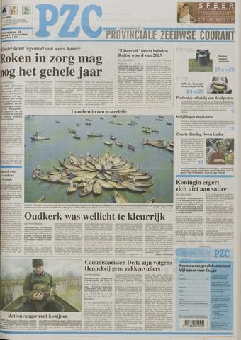 Provinciale Zeeuwse Courant 2004-01-21