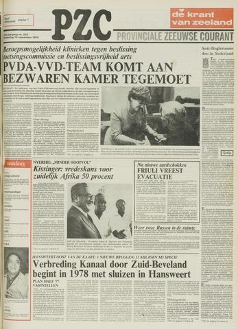 Provinciale Zeeuwse Courant 1976-09-16