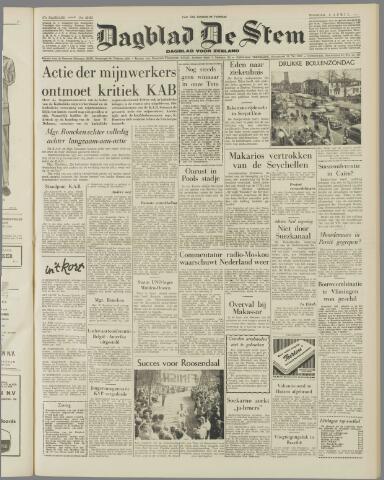 de Stem 1957-04-08