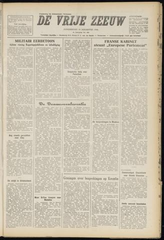 de Vrije Zeeuw 1948-08-19