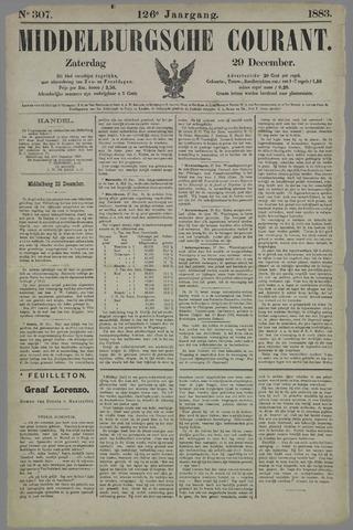 Middelburgsche Courant 1883-12-29