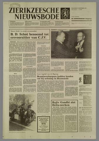 Zierikzeesche Nieuwsbode 1985-10-28