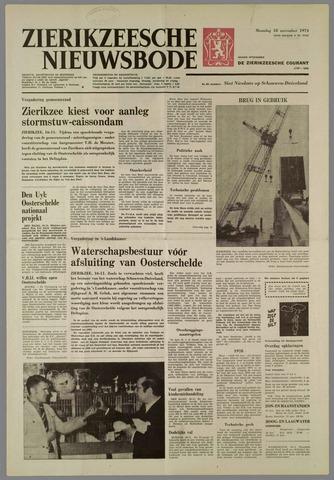 Zierikzeesche Nieuwsbode 1974-11-18