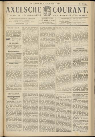 Axelsche Courant 1929-12-20