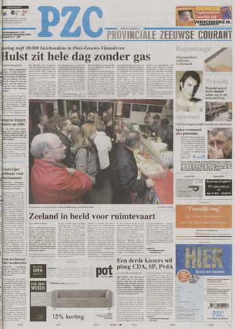 Provinciale Zeeuwse Courant 2006-11-25