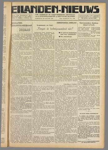 Eilanden-nieuws. Christelijk streekblad op gereformeerde grondslag 1949-01-26