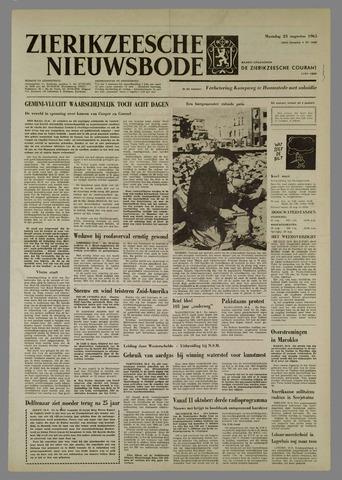 Zierikzeesche Nieuwsbode 1965-08-23