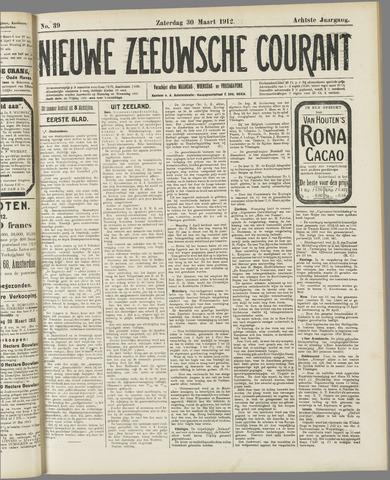 Nieuwe Zeeuwsche Courant 1912-03-30