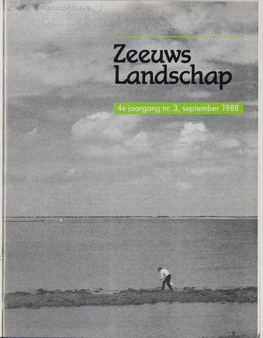 Zeeuws Landschap 1988-09-01